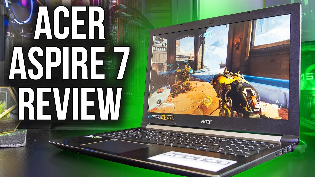 Acer Aspire 7 Laptop Review and Benchmarks