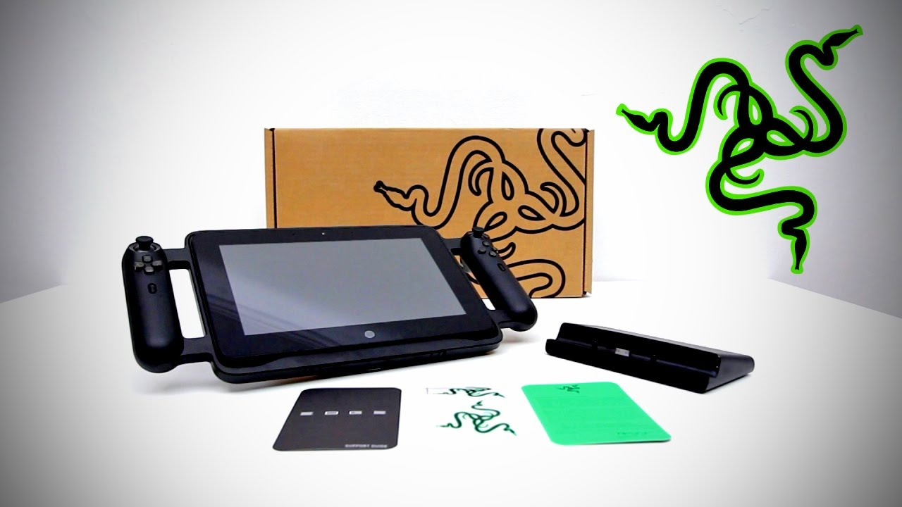 World's Most Powerful Gaming Tablet? — Razer Edge Pro Unboxing & Overview