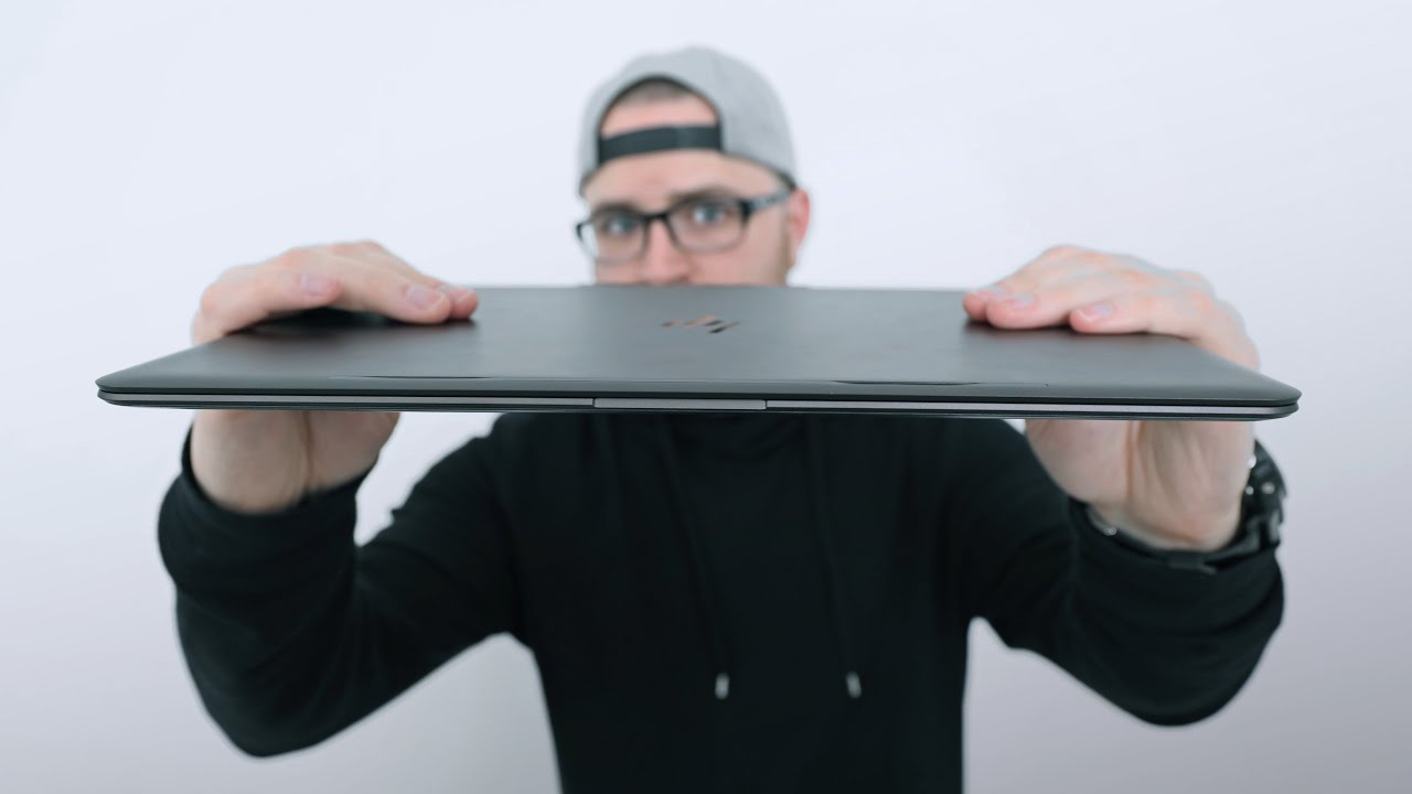 The World's Thinnest Laptop!