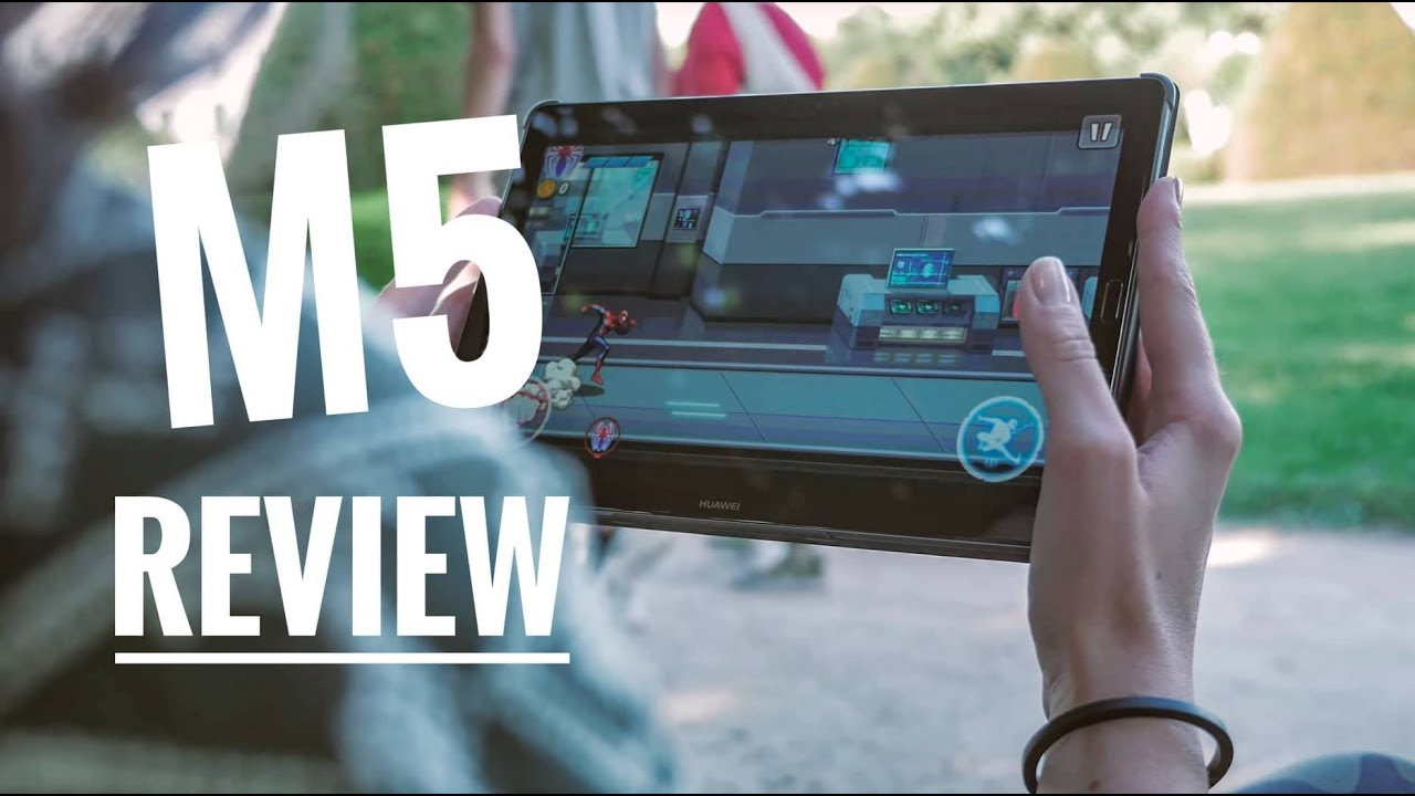 Huawei Mediapad M5 Review – The best Tablet 2018!