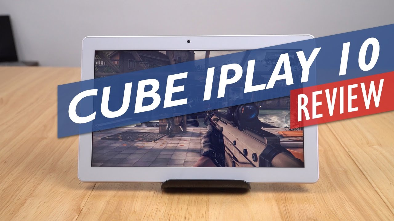 Cube iPlay 10 Unboxing And Review – $99 Android 6.0 Tablet