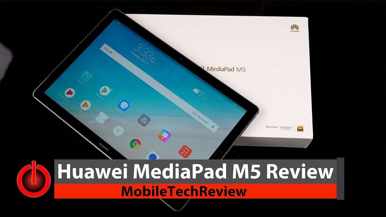 Huawei MediaPad M5 Review – Premium Android Tablet for a Nice Price