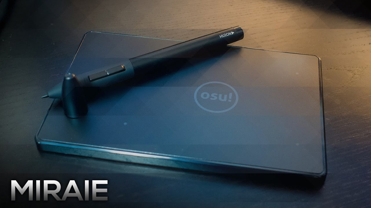 New 2016 Osu! Tablet – Unboxing, Review & First Impression