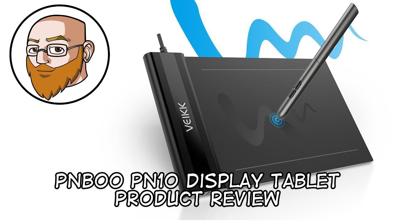 Product Review – Veikk S640 Graphics Tablet