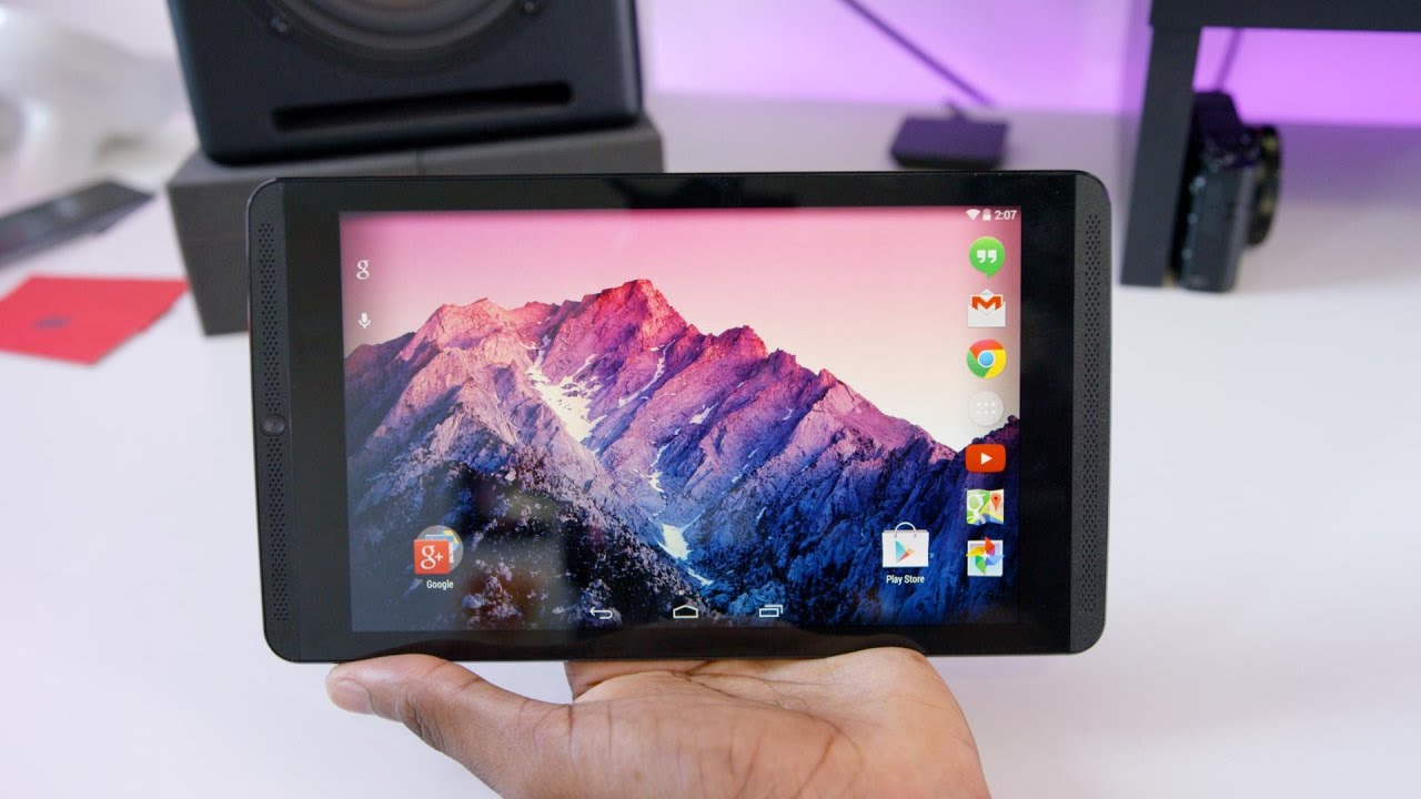 NVIDIA Shield Tablet Review!