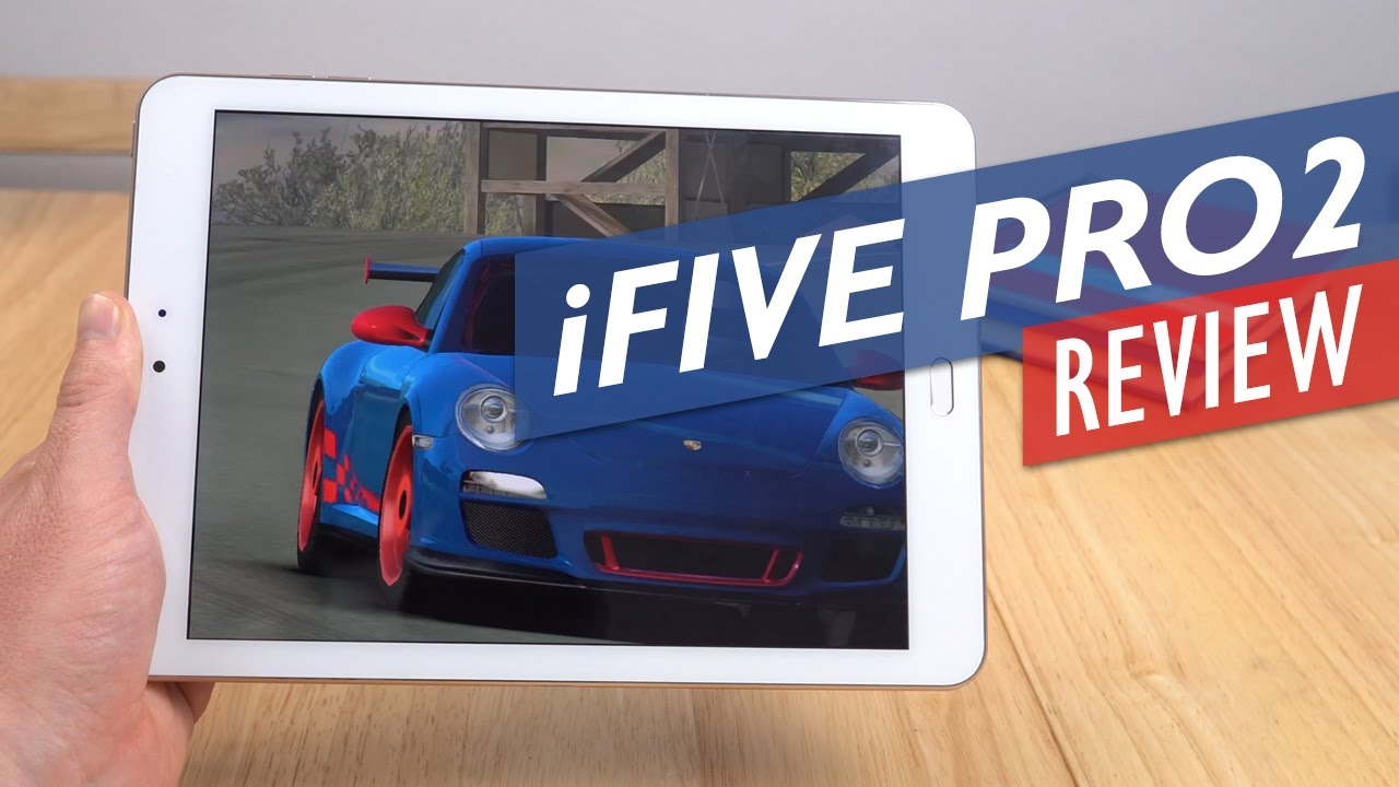 FNF iFive Pro2 Review – Phoenix OS Tablet With Keyboard Dock
