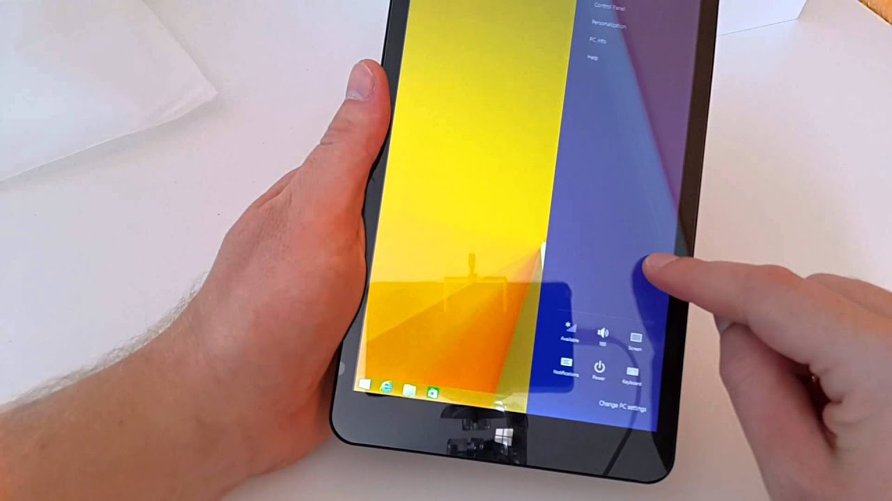 PiPo W4S – 64GB Dual OS 8″ Tablet Unboxing and Hands On.