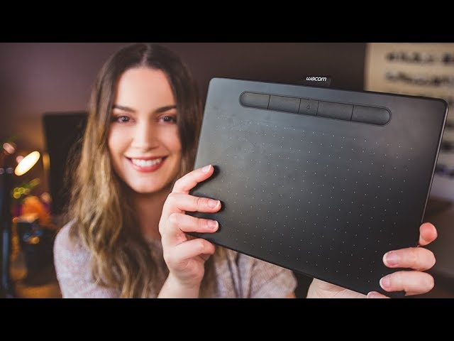 Why YOU should be using a tablet + Wacom Intuos Bluetooth Review