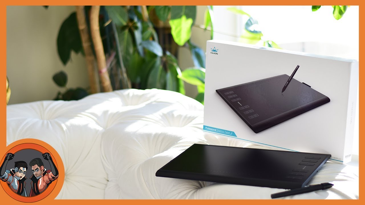 Huion 1060 Plus Drawing Tablet Review – Beginner Artists on