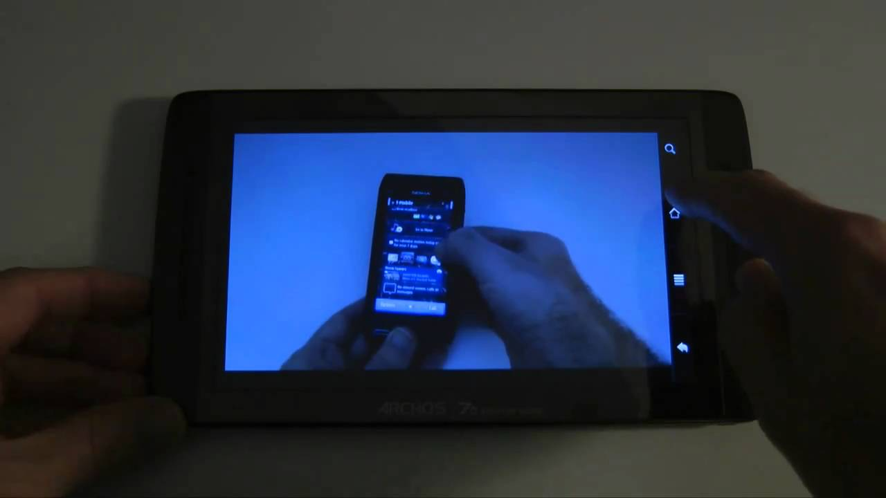 Archos 70 Internet Tablet Full Review