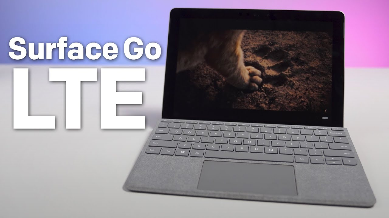 Surface Go LTE Review: A Super-Portable (and Pricey) PC with 4G Connectivity