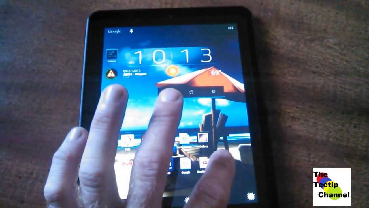 NextBook 8 Inch Dual Core Tablet Review Part 2