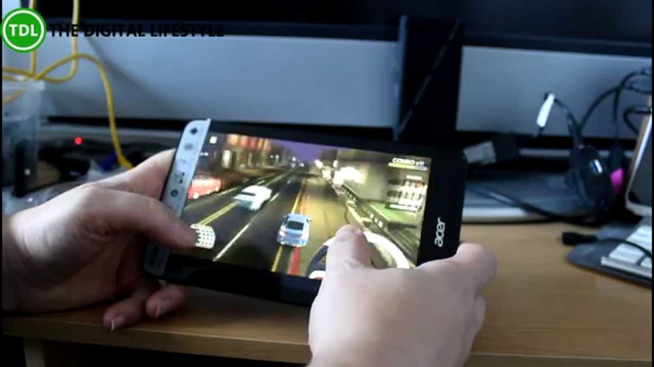 Acer Iconia One 7 Android tablet review
