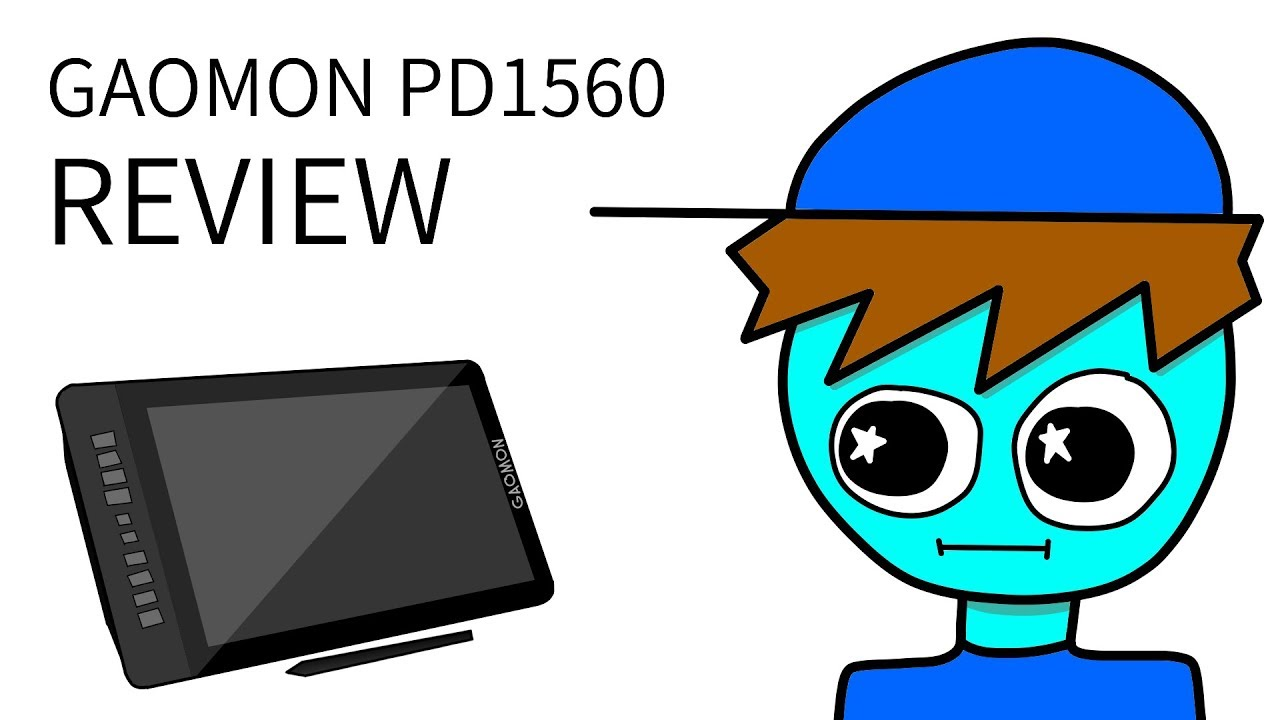 Gaomon PD1560 Drawing Tablet Review | Cubeorithms