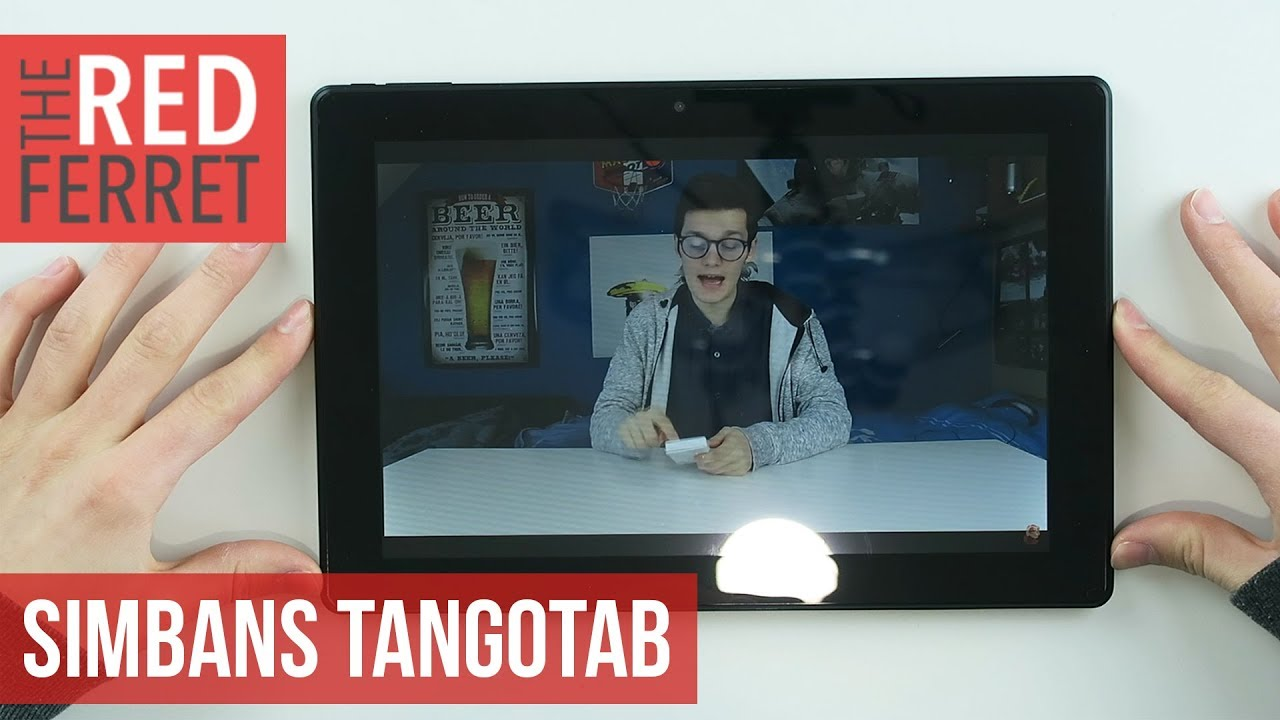 Simbans TangoTab – The Best Cheap Android Tablet Right Now? [REVIEW]