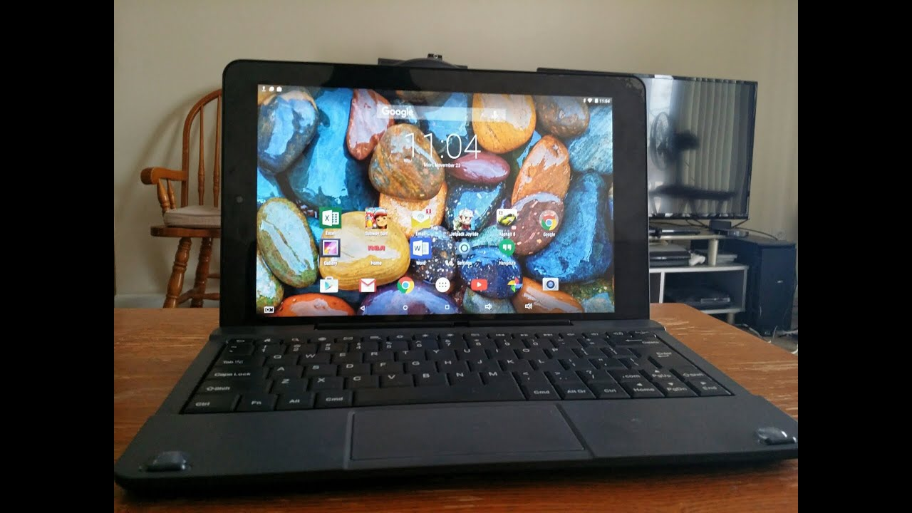 RCA Viking Pro 10.1″ 2-in-1 Tablet 32GB Quad Core Review