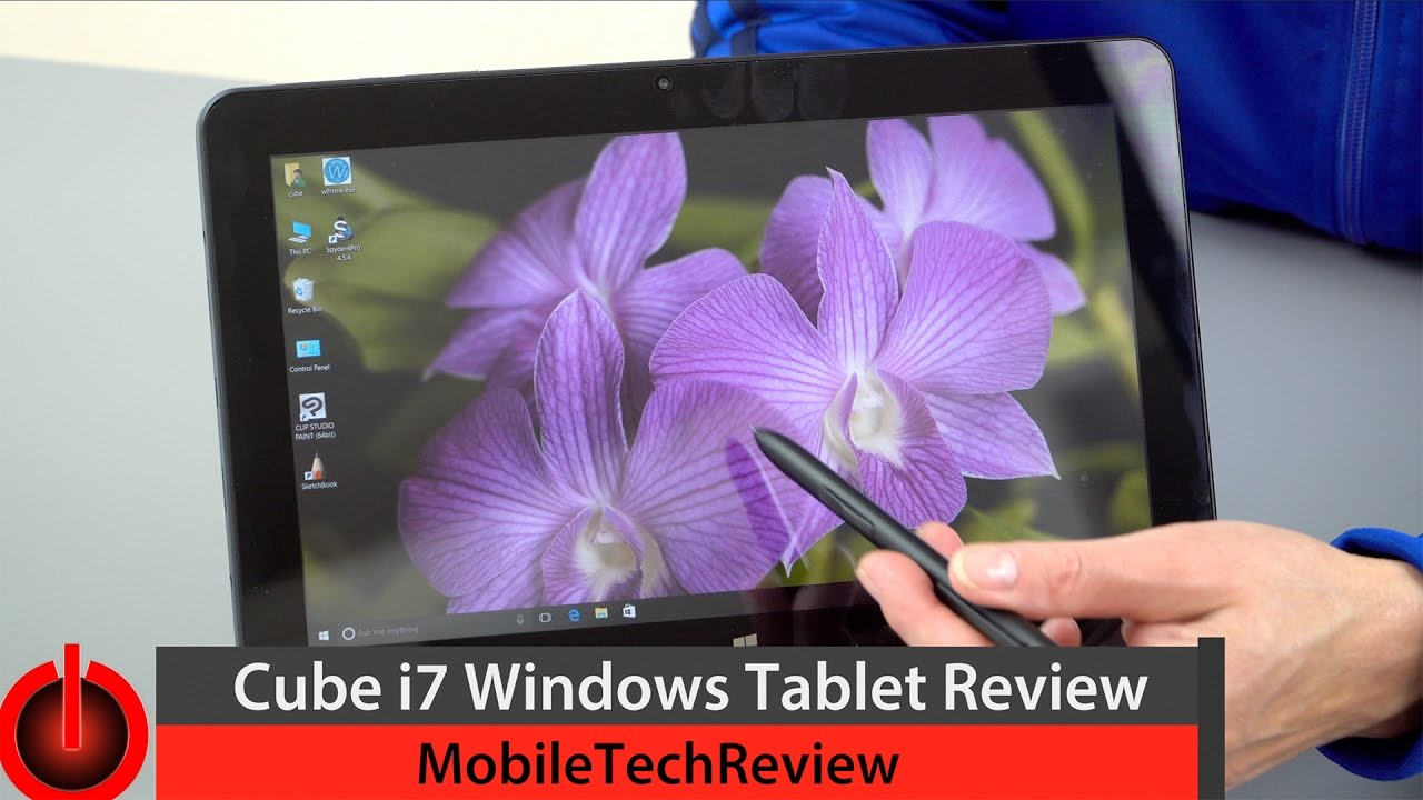 Cube i7 Review – Affordable Windows Tablet with Pen