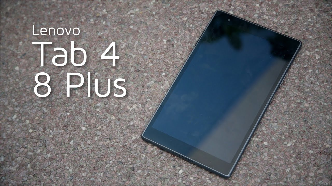 Value Android Tablet! – Lenovo Tab 4 8 Plus Review