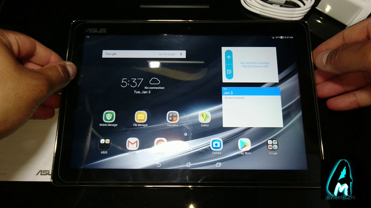 Asus Zenpad 10 Z301M Android Tablet (Review)