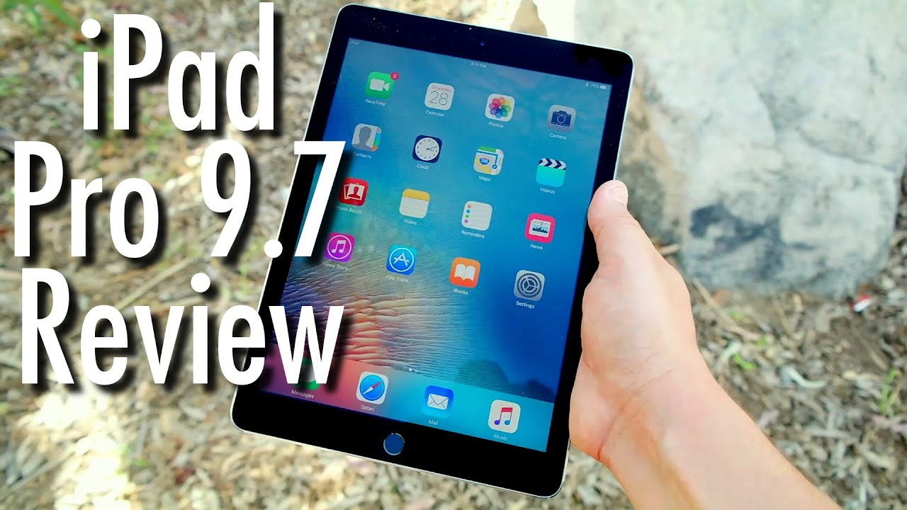 Apple iPad Pro 9.7 tablet review: Is it really for work?   Pocketnow