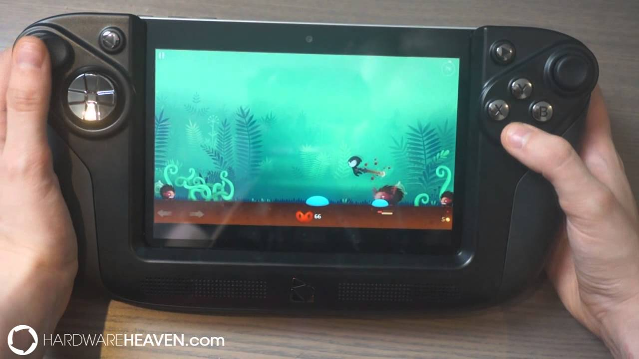 Wikipad 7″ Gaming Tablet Review