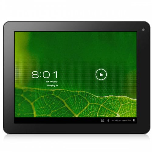 9.7 cal S20 + Android 4.1 3G Tablet PC RK3066 Dual Core 1.5GHz 1GB RAM 16GB ROM (Srebro)