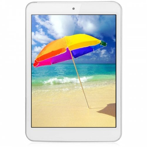 HKC Quest Q79 Android 4.1 3G Tablet PC with 7.9 inch XGA Screen MTK6755 Dual Core 1.2GHz 1GB 8GB (Silver)