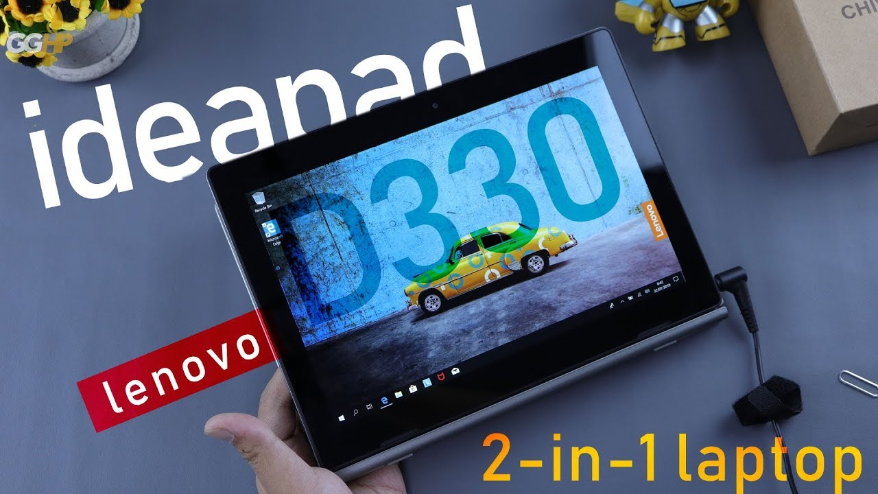 Unboxing Lenovo Ideapad D330 2 In 1 Laptop Tableta Compus Layar Ips 10 1 Full Hd Tablet Pc Review Video Compararea Prețurilor