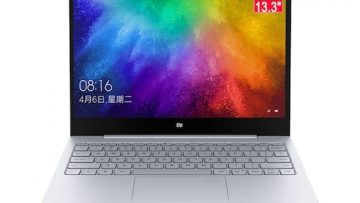 Original Xiaomi Laptop Air 13.3 Inch Intel i5/i7 Quad Core 8GB DDR4 512GB PCie SSD MX250 2GB Fingerprint Recognize Home PC