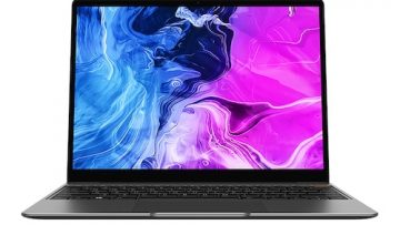 CHUWI Corebook Pro 13 inch Laptop Intel Core i3-6157U Intel Iris Graphics 550 8GB DDR4 RAM 256GB SSD 2K Resolution Notebook