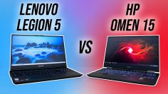 Lenovo Legion 5 vs HP Omen 15 Comparación – ¿Qué Ryzen Gaming Laptop?