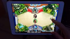Teclast X98 aer 3 G (C6J6) Hearthstone: Heroes of WarCraft demo (Cerere)