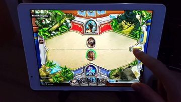Teclast X98 Air 3G (C6J6) HearthStone: Heroes of WarCraft demo (Request)