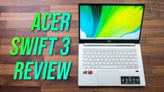 Acer Swift 3 Anmeldelse – Ryzen 8 Core Laptop Til $650!