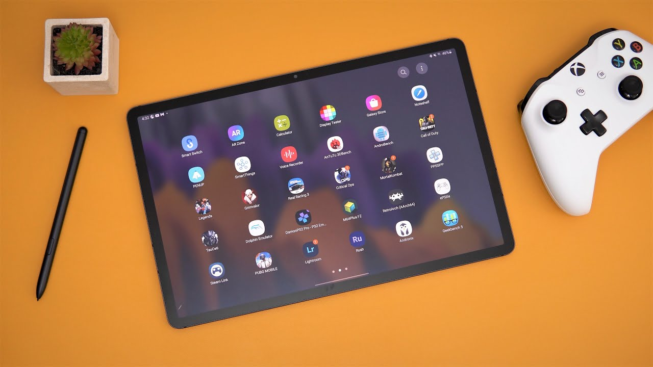 Samsung DID IT! In-Depth Samsung Tab S7 Plus Review