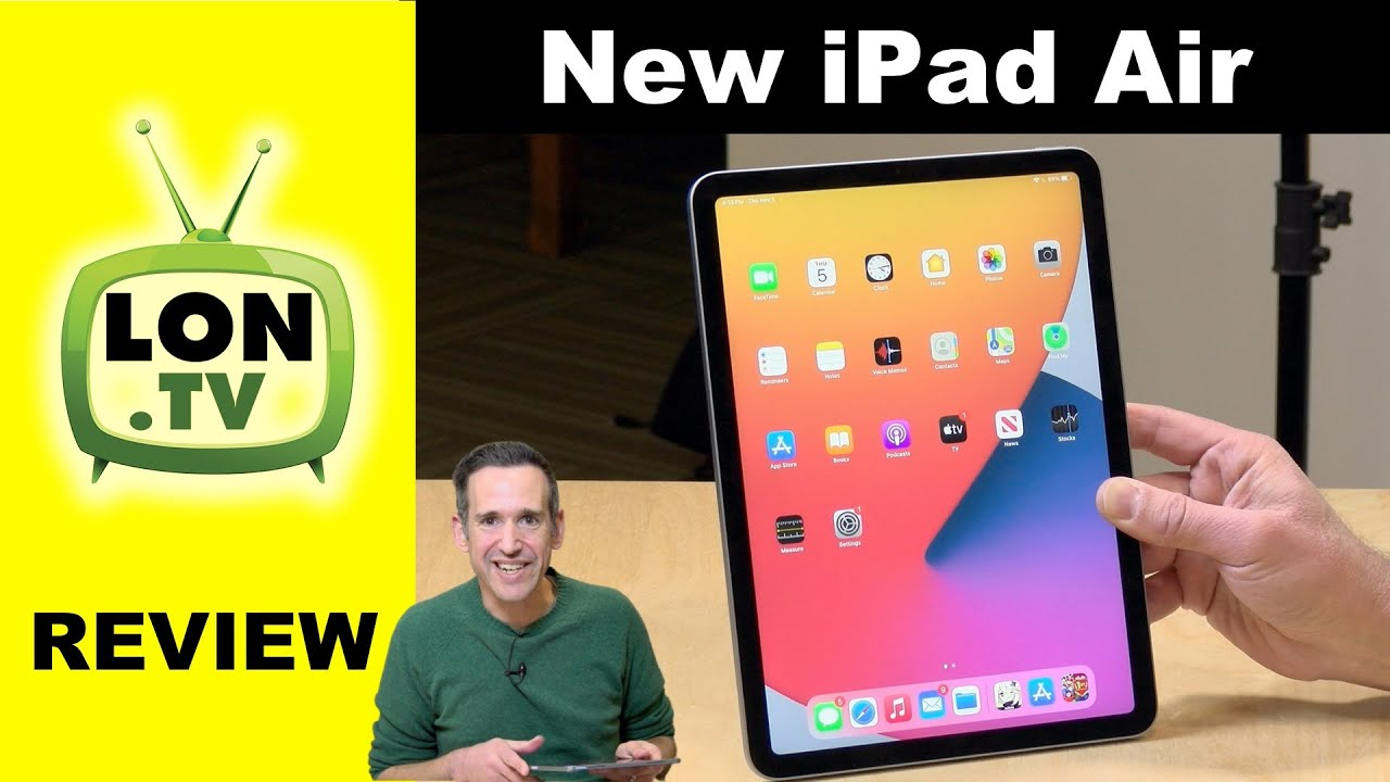 New iPad Air Review – Many iPad Pro Features at a Mid-Range Price