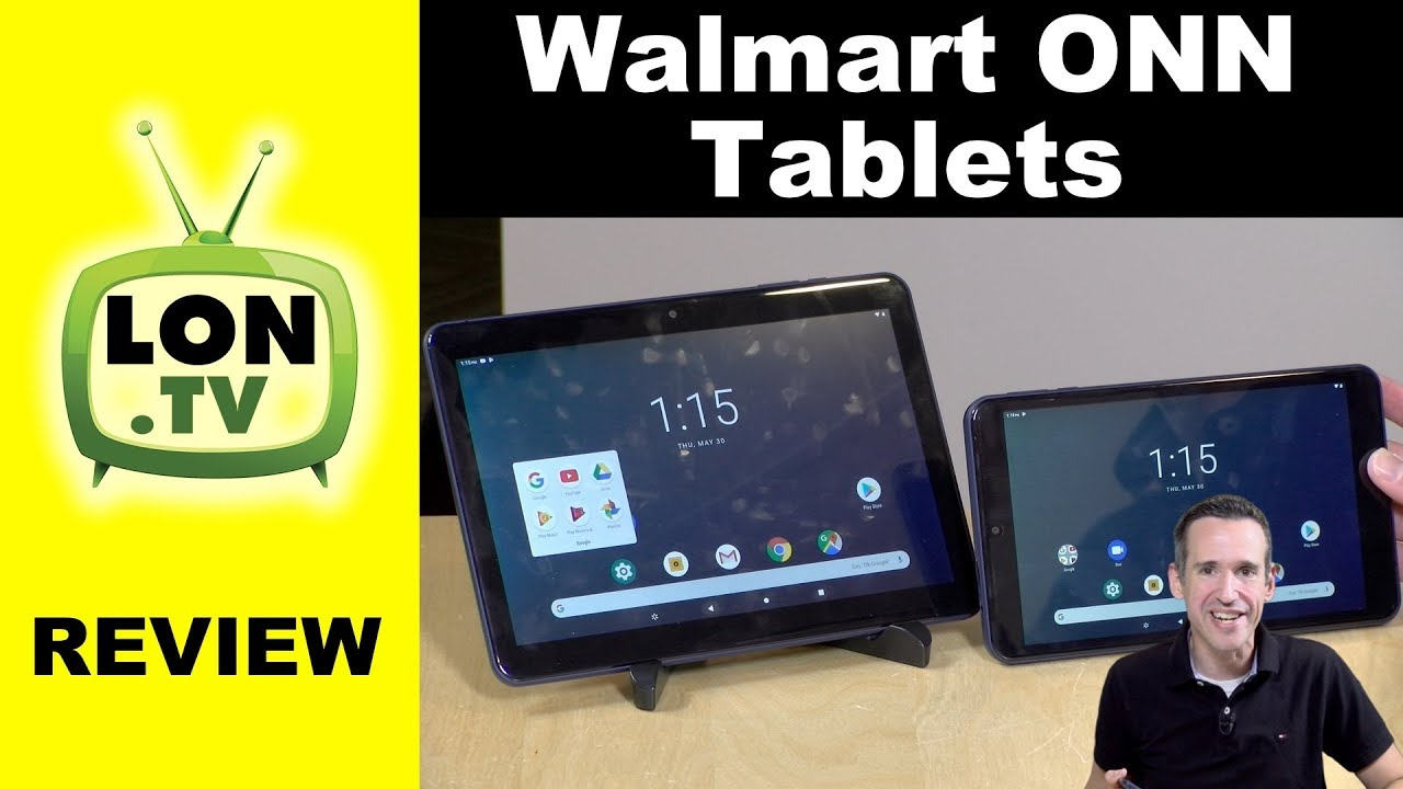 Walmart Onn Android Tablets Review: 8″ and 10.1″ Inexpensive Tablets