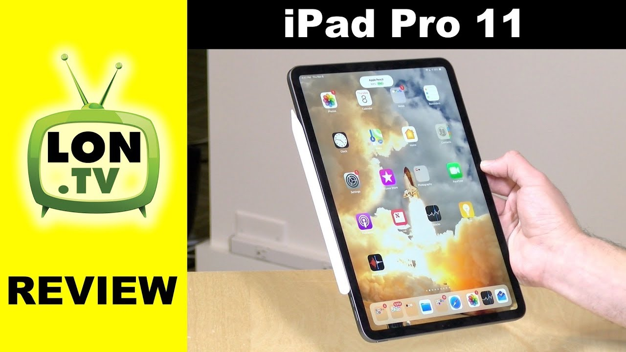 iPad Pro 11 In-Depth Review : USB-C, Performance, Keyboard and Pencil and more