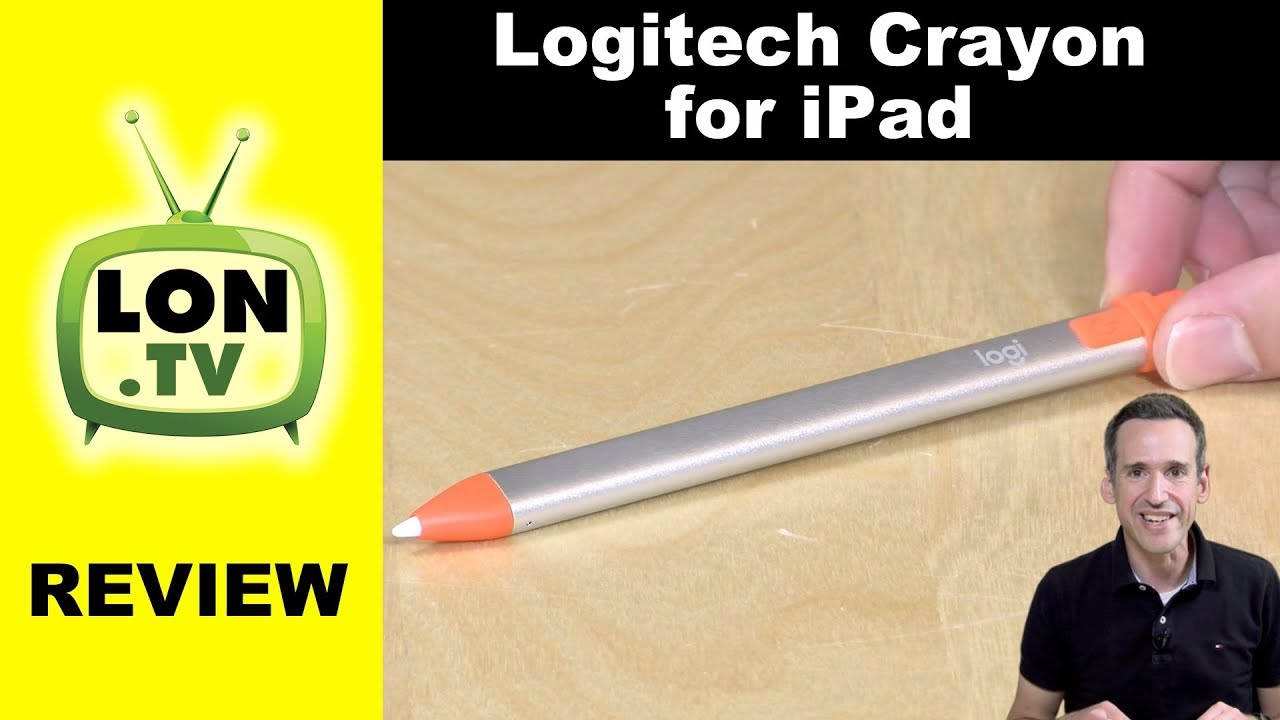 Logitech Crayon Review – The Less Expensive Apple Pencil Alternative for iPad and iPad Pro