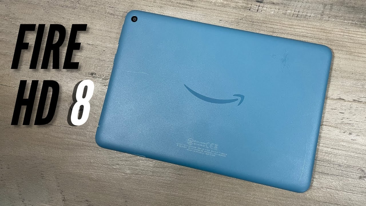 Amazon Fire HD 8 10th Gen Unboxing and Review – Still a Good Tablet in 2021?