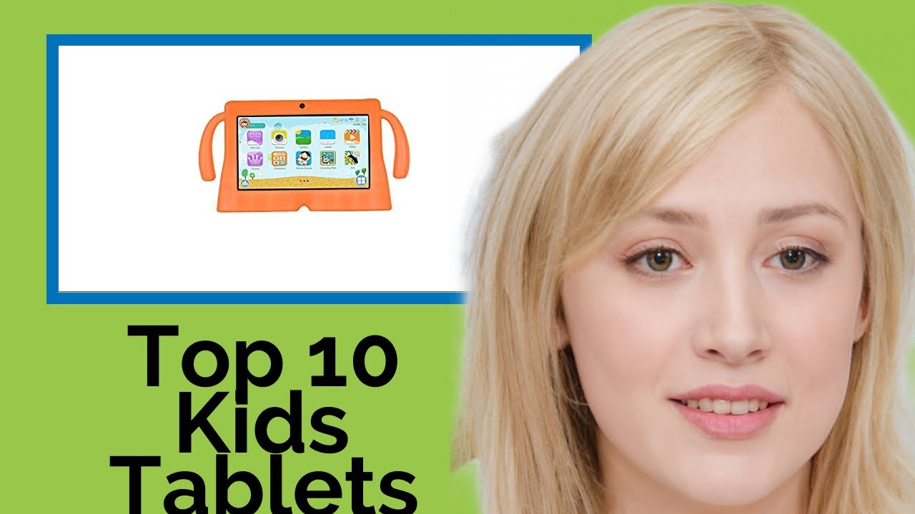 👉 Top 10 Kids Tablets  2021  (Review Guide)