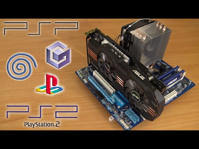 Turn An Old Gaming PC Into a Retro Emulation Machine
