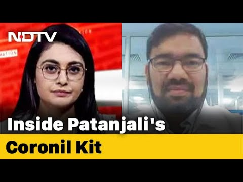 """Coronil Trials Done On 100 People"": Patanjali's Chief Scientist 