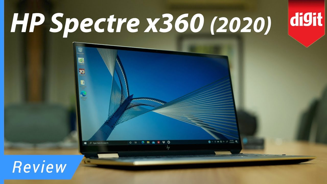 HP Spectre x360 (2020) Review – Our First Intel EVO Certified Laptop Tested!
