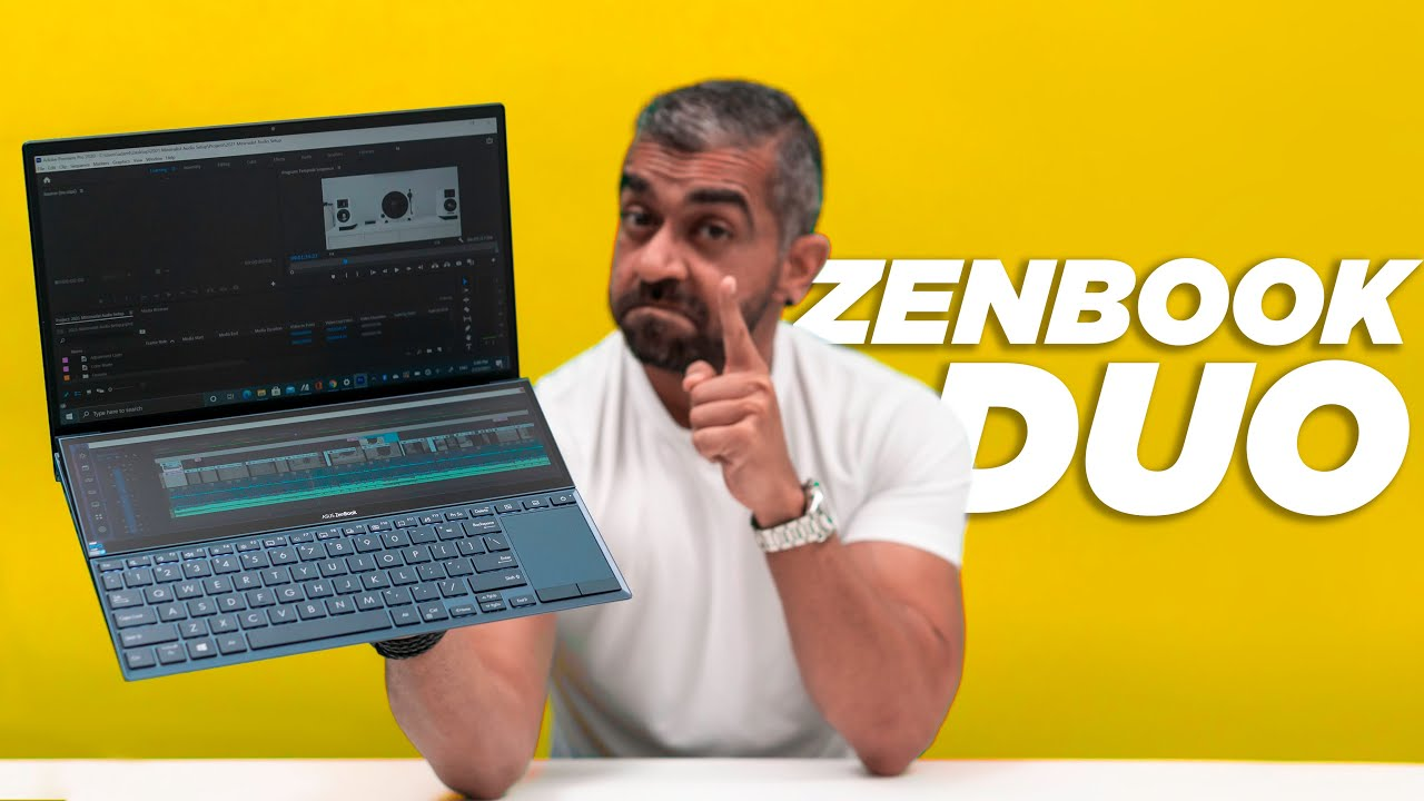 Watch This Before You Buy The ASUS ZenBook Duo 14 UX482! 😱