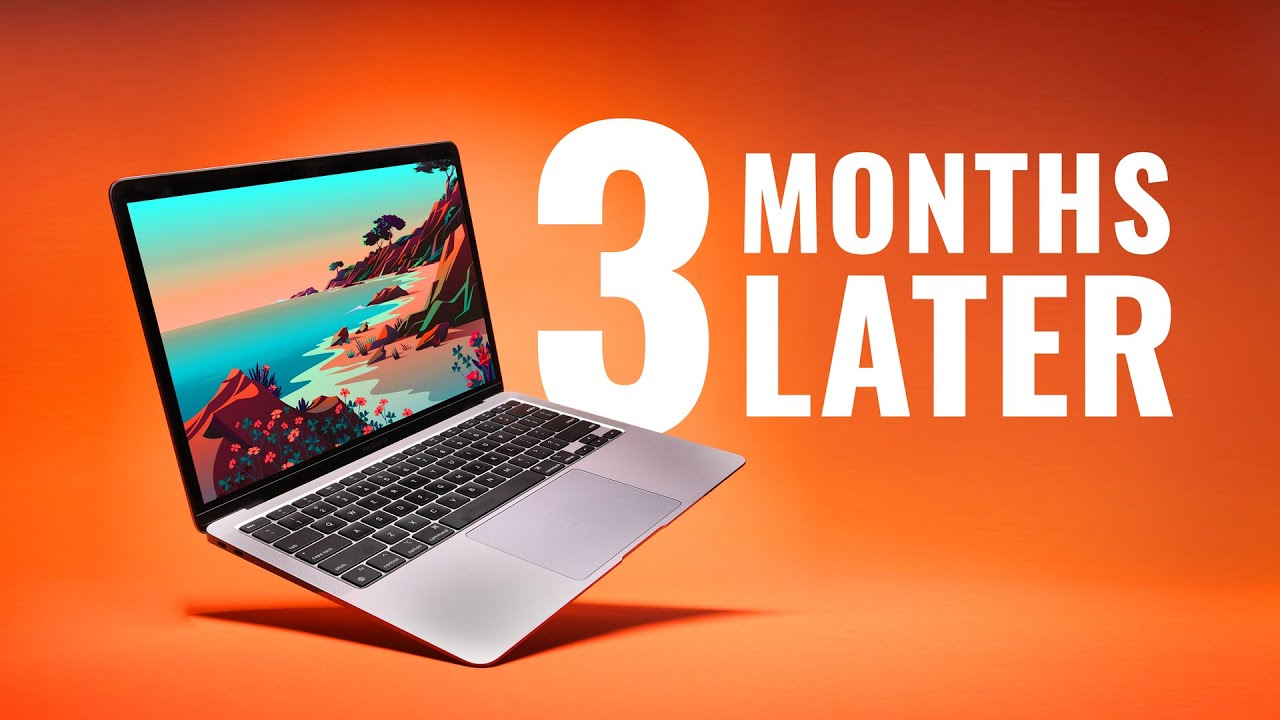YOU SHOULD BUY the M1 Macbook Air in 2021!!! 3 Month Review!