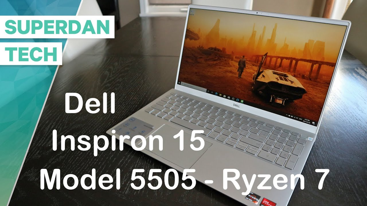 Dell Inspiron 15 5000 (5505) Ryzen 7 4700U Laptop Review