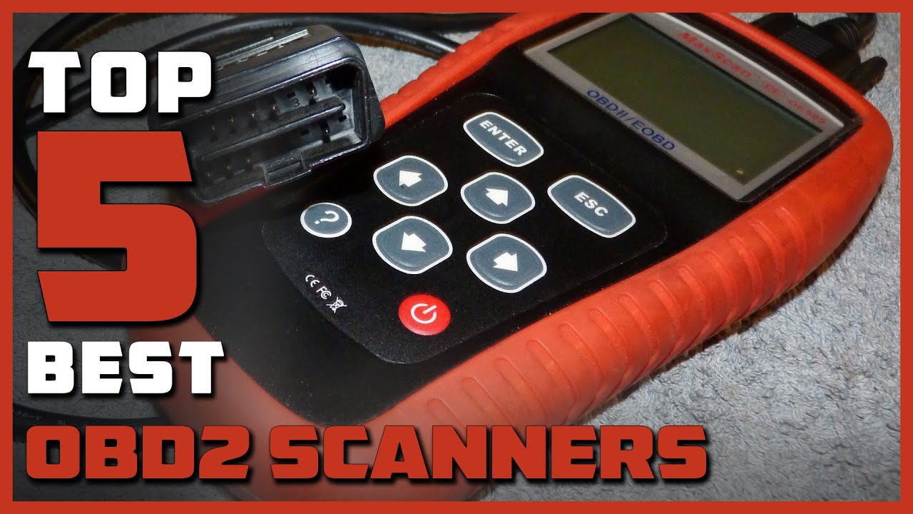 Top 5 Best OBD2 Scanners Reviews 2021 [RANKED]