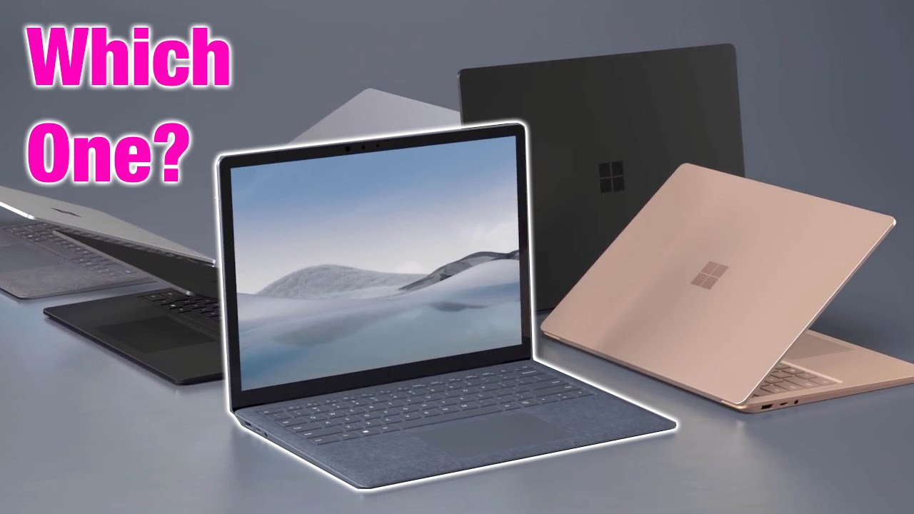 Buying a Surface Laptop 4 Dont Make these Mistakes Intel v AMD v M1 MACS – ULTIMATE BUYERS GUIDE