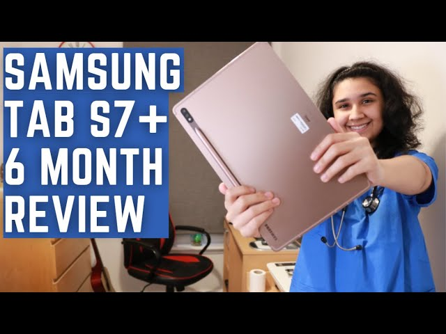 Samsung Tab S7+ 6 MONTH REVIEW | Should You Buy It?